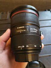 Canon EF 24-70mm f/2,8L II USM Objectif