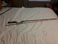 action rod pole vintage collectible fishing pole hasting michigan actionrod
