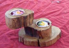 Handmade Asian/Oriental Candle & Tea Light Holders