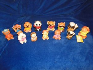 New Enesco 1983 CRITTER SITTERS Figurines, You Pick from 13 kinds