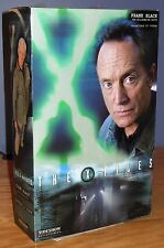 THE X-FILES - FRANK BLACK - SIDESHOW EXCLUSIVE with BIBLE - MILLENNIUM - 12-Inch