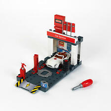 NIB My First Craftsman Car Service Station Playset 64 Pieces Brand New ages 3+
