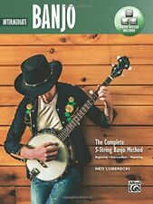 Complete 5-string Banjo Method: Intermediate Ba, Luberecki..