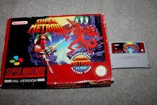 Super Nintendo-Super Metroid-SNES-Coffret-Big Box-très bon état