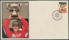 CANADA # 2996.8 - FORMULA 1 SCHUMACHER  POSTAGE STAMP on FIRST DAY COVER #8