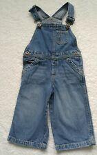 BOYS Baby 24 Months Polo Ralph Lauren Denim Blue Jean Overalls