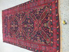 """52""""x 85"""" Antique Karabagh Rug, Caucasus"""