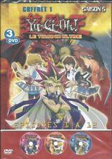 Yu-gi-oh Le tournoi ultime Saison 5 coffret 1 Episode 1 a 12 / 3 DVD * NEUF *