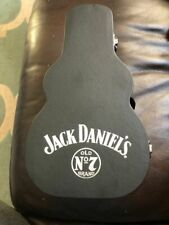 Jack Daniels Limited Edition Guitar Bottle Case With Stopper (No Bottle) **NEW**