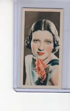 Godfrey Phillips 1934 Film Stars #40 Kay Francis NM
