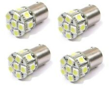 4 x White 13 LED SMD Tail Sidelight Indicator Light Bulb 12V BA15S P21W 1156