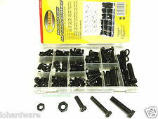 240 Pc Nut Screw And Cushion Assortment-Brand New