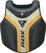 RDX Chest Guard Boxing MMA Rib Shield Armour Protector Kickboxing Training Fight