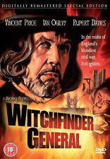 Witchfinder General - Digitally Remastered Edition 1968 DVD
