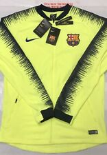 NIKE FC BARCELONA 2018/2019 ANTHEM JACKET Mens Jacket BRAND NEW WITH TAGS LARGE