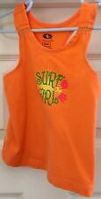 Athletic Works Surf Girl orange tank top size 24 months!!!