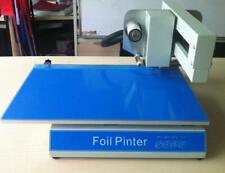New Automatic Digital Version Hot Press Gold Foil Stamping Machine Printer 110v