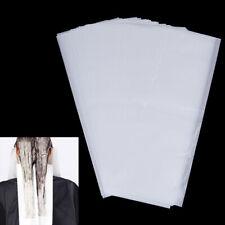 Nouvelle annonce 100X Papier De Teinture Pour Les Cheveux Réutilisa JE