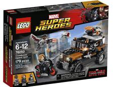 Lego 76050 Marvel Superheroes Crossbones gefährlicher Raub ,Neu und Ovp!