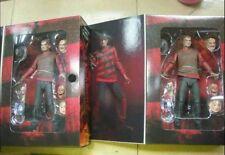 NEW Freddy Krueger Action Figure Statue A Nightmare on Elm Street Model Kits Toy