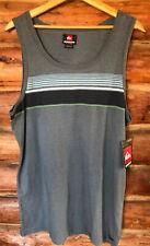 NWT Quiksilver Men's Tank Shirt SZ XL $32