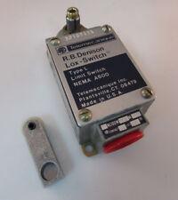 Telemecanique Severe Duty R.B. Denison Lox Type L Limit Switch Nema A600