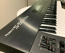 Roland S-50 Digital Sampling Keyboard