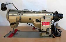 SINGER 457U105 Zig Zag Lockstitch Reverse Industrial Sewing Machine Head Only