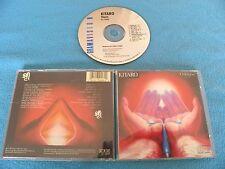 "Kitaro - Oasis - RARE Original 1st Pressing 1985 ""Gramavision R2 79408"" CD"