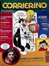 Corriere dei Piccoli 17 1992 La Maschera d'oro Fabio Visintin - Diario di Stefi