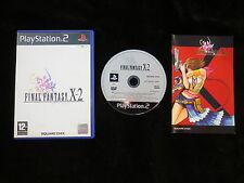 JEU Sony PLAYSTATION 2 PS2 : FINAL FANTASY X-2 (Square Enix COMPLET envoi suivi)