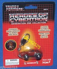 Transformers Generation One Windcharger Keychain New Factory Sealed 2006