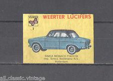 WEERTER-07/CARS/Simca Monaco Matchbox Labels/Lucifer-Etiketten