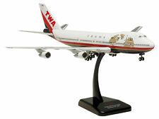 TWA - Trans World Airlines - Boeing 747-100 - 1:200 - Hogan Modell 0229 B747