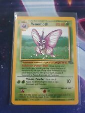 Venomoth 29/64 Jungle Rare NM!