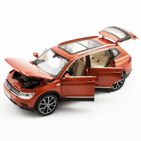 1:32 Scale Volkswagen VW All New Tiguan L SUV Diecast Model Car Toy Sound&Light