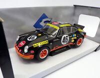 Solido 1/18 Scale S1801110 - Porsche 911 RSR - #46 24H SPA 1973 - Black
