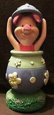 "Disney's PIGLET Garden Statue LAST ONE! Gnome Factory 10"" Winnie the Pooh NEW"