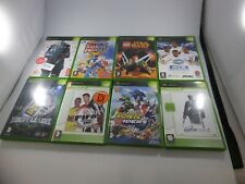 Job Lot 8 x Original XBOX Games Bundle, Sonic, Fifa, Star Wars etc (FN_1708)