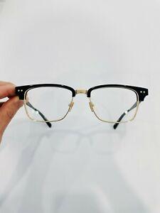 DITA Eyewear STATESMAN THREE DRX-2064 colour B-BLK-GLD (NEW) Made in Japan