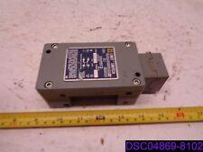 Square D Limit Switch Class 9007 Ser. A Type Cr53G