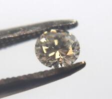GIA Certified 0.25 Carat G VS1 Round Brilliant Diamond