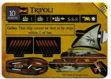 Wizkids Pirates Pocketmodel - Tripoli (ship) PofBC 032 R