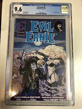 Evil Ernie # 2 (CGC 9.6 WP) - 1st App Lady Death !