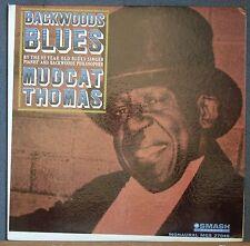 Mudcat Thomas Backwoods Blues Smash 27046 Mono Deep Groove Mint-  Piano Blues