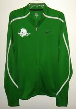 New Mens Xl Nike Oregon Ducks Team Issued Puddles Track Top Athletic Jacket Rare