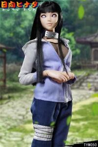 1/6 Ninja Japanese Hyuga Hinata TYM050 Female Figure 12inches Doll Toy