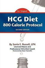 NEW HCG Diet 800 Calorie Protocol Second Edition by Sonia E Russell