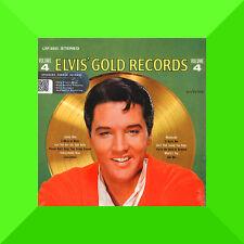 Elvis Presley,Elvis' Golden Records Vol. 4 (LP 180 gram_Speakers Corner Record)