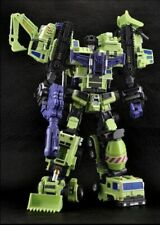 MakeToys Giant Type-61 Transformers Devastator 3rd Party